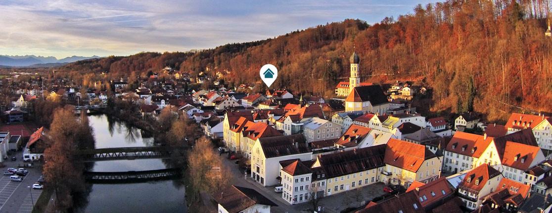 Ferienwohnung Wolfratshausen Privatunterkunft In