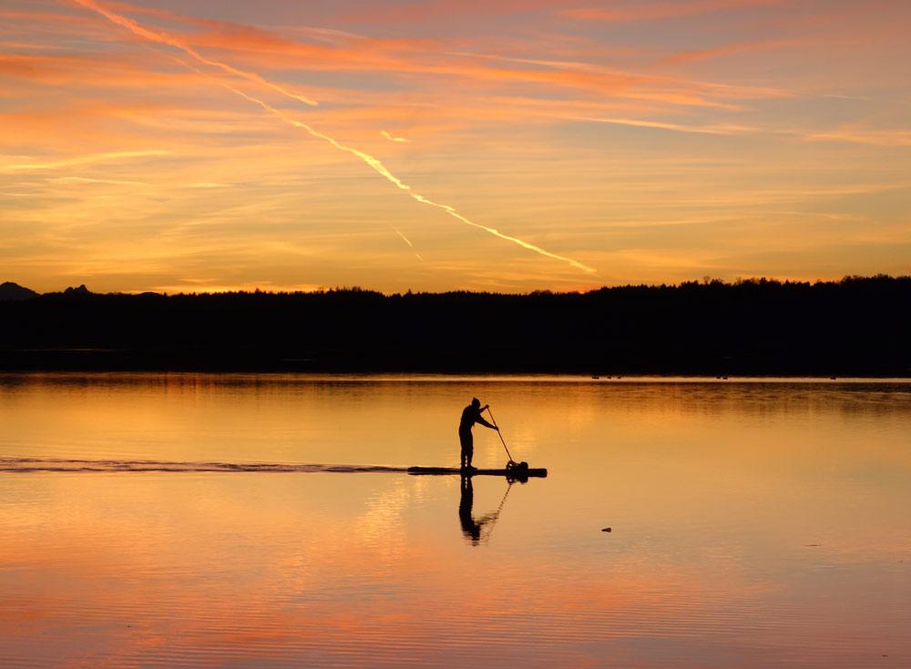 Impressionen vom Starnberger See