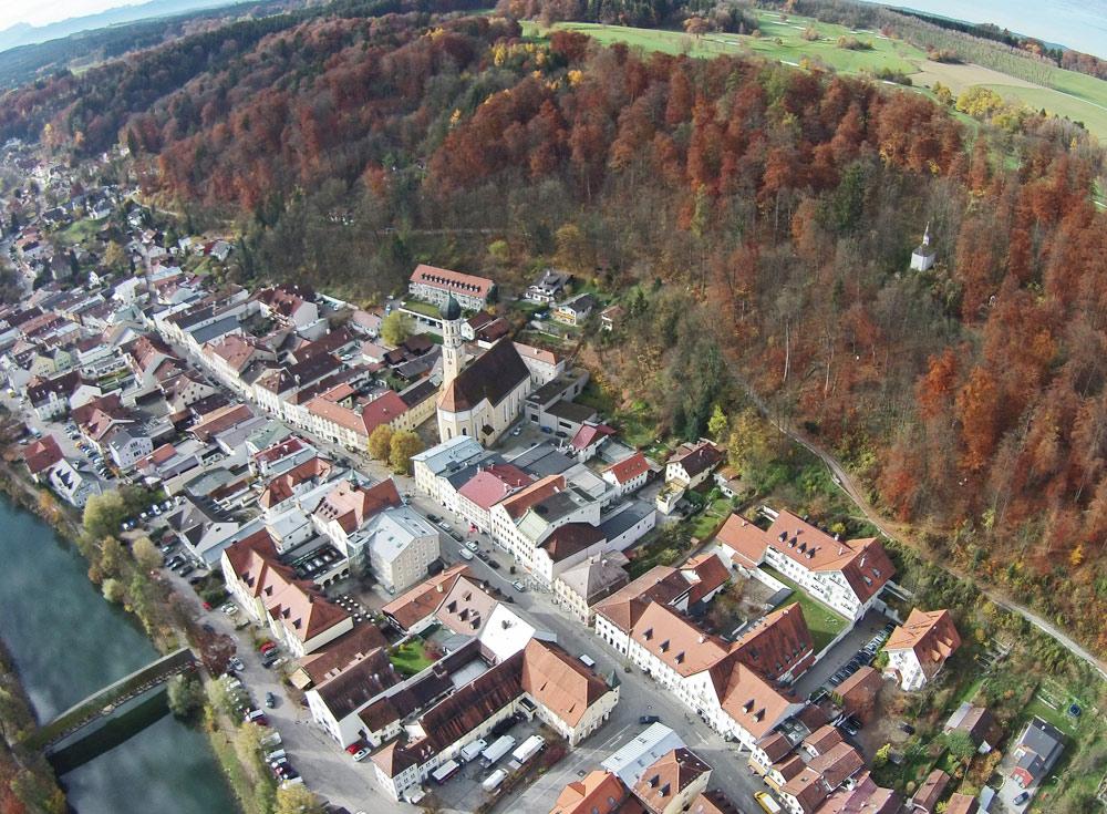 Wolfratshausen Bergwald